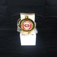 San Francisco 49'ers  CHRISTMAS ORNAMENT