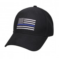 THIN LINE BASEBALL HAT