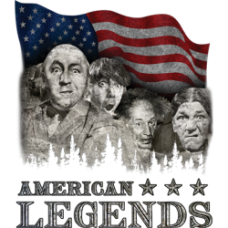 american legends three stooges