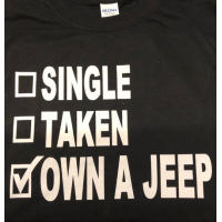 JEEP T-SHIRT / HOODIE FUNNY