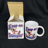 DONALD TRUMP KEEP ON TUMPIN' coffee mug trump 2020  11 oz ceramic coffee mug gift set kag make liberals cry