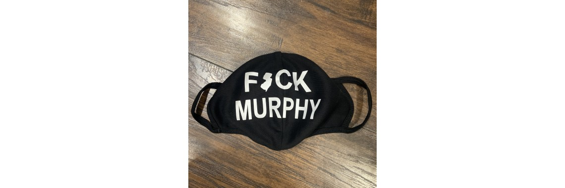 FUCK MURPHY NJ Breathable and Reusable Face Mask