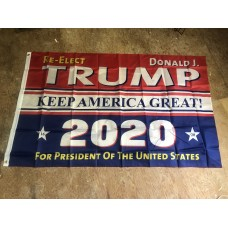 TRUMP FLAGS LARGE 3' X 5'  36 X 60 6 different styles to choose from